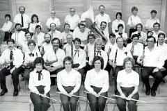 Band members 1984-1985