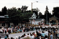 President Ronald Reagan parade - West Bend