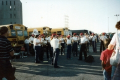 Concert - County Stadium, Milwaukee