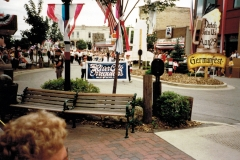 Germanfest parade - Downtown, West Bend