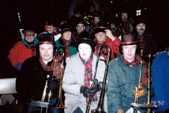 Christmas parade - West Bend