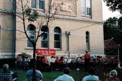 Old Courthouse concert - Old Courthouse, West Bend
