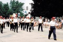 Holland Fest parade - Cedar Grove