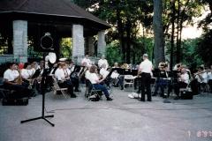 Concert - Regner Park, West Bend