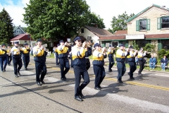 Memorial Day parade - West Bend