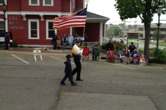 Memorial Day parade - West Bend