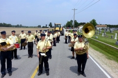 Fireman's parade - Beechwood