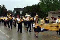 Rain Days parade - Boltonville