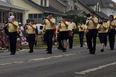 Independence Day parade - West Bend