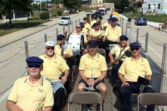 Brat Days parade - Sheboygan