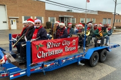 Christmas parade - Grafton